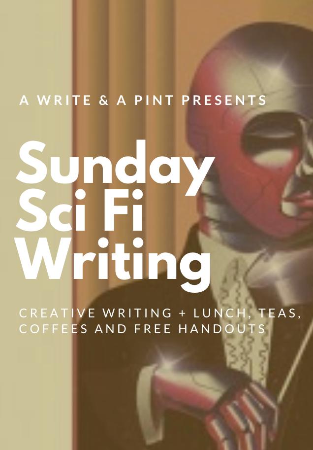 Sunday Sci Fi Writing