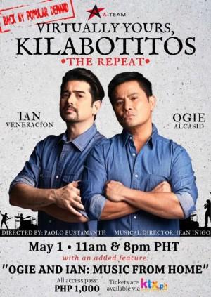 Virtually Yours, Kilabotitos (The Repeat)
