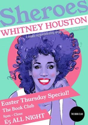 Whitney Houston Easter Thursday Special