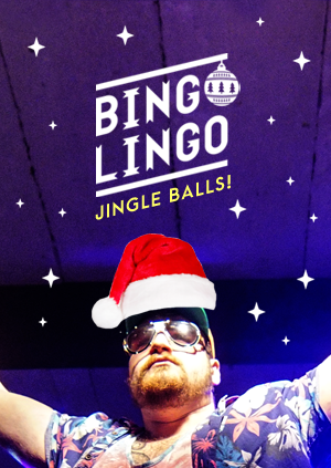DEPOT Presents: BINGO LINGO - JINGLE BALLS