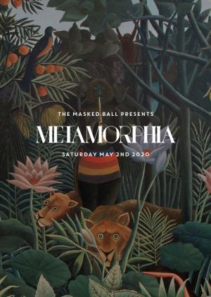 Metamorphia 2020