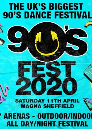 90's FEST 2020