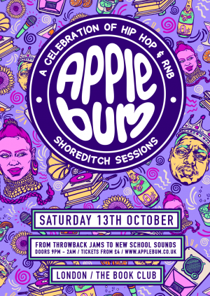Applebum London // October Special