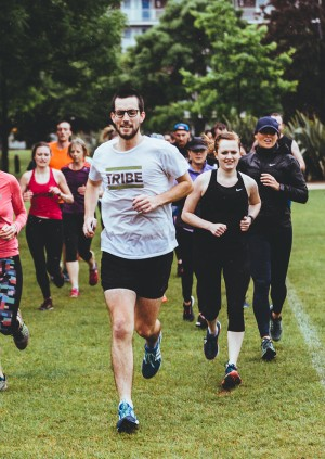 TRIBE 10% Project: Mile End Parkrun with Full Potential pacers