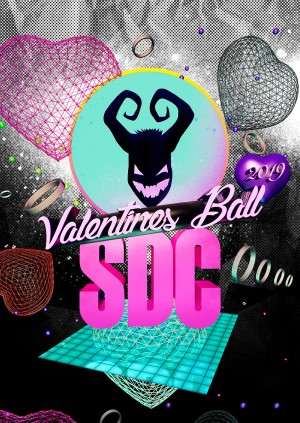 SDC THE ANNUAL VALENTINES BALL 2019