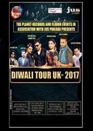Diwali Tour 2017 - Greenford