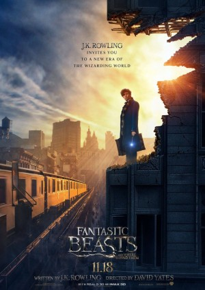Rooftop Film Club: Fantastic Beasts and Where to Find Them