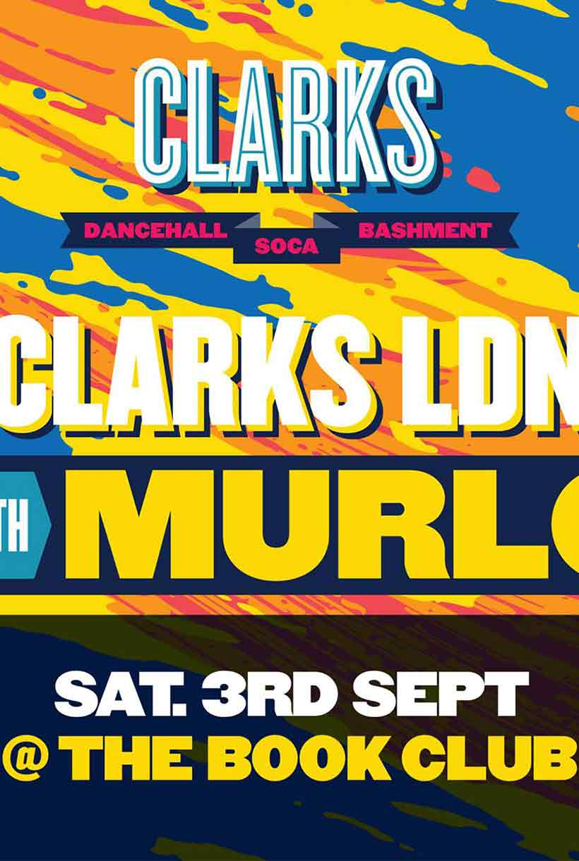 Clarks LDN w/ MURLO