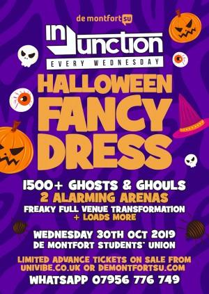Injunction Halloween Fancy Dress