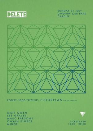 Delete: Robert Hood presents Floorplan