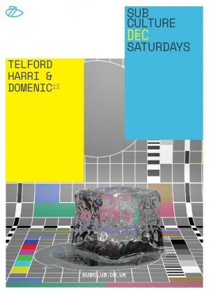 Subculture・Telford, Harri & Domenic