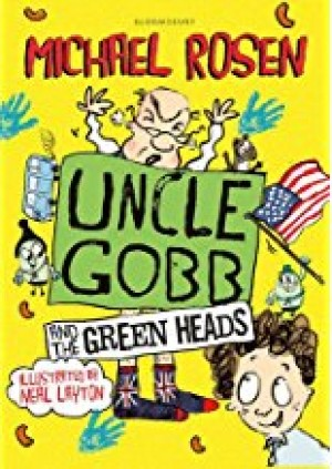 Jelly Boots and Uncle Gobb (kids 7+)