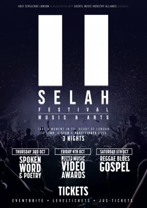 SELAH FESTIVAL Music & Arts