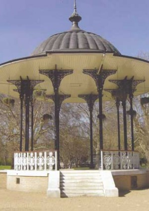 Bandstands: London's Pavilions for Music, Leisure and Entertainment