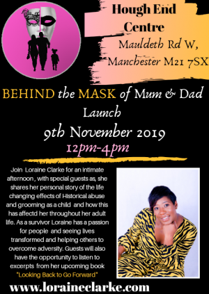 Behind the Mask of Mum & Dad Launch