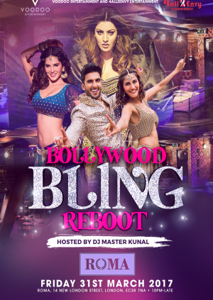 Bollywood Bling Reboot