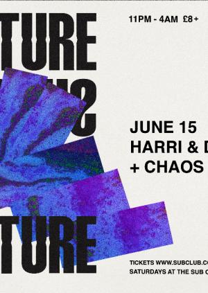 Subculture • Chaos In The CBD • Harri & Domenic • 15.06.19