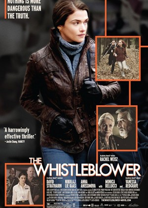 "TRIBE Freedom Foundation: Film Screening of ""The Whistleblower"""