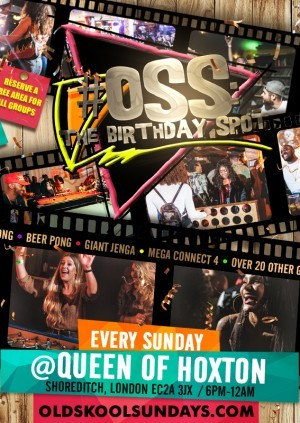 OSS: The Birthday Spot
