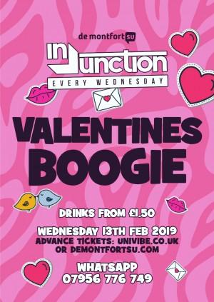 Injunction Valentines Boogie