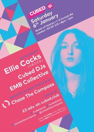 Cubed w/ Ellie Cox (ABODE)