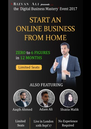 DIGITAL BUSINESS MASTERY EVENT 2017