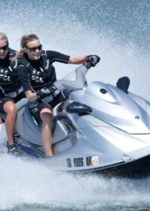 Jet Ski / Chorro esquí