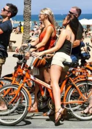Bike & Tapas Tour / Tour en bicicleta y tapas
