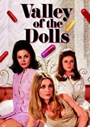 Art Macabre Death Drawing: Valley of the Dolls
