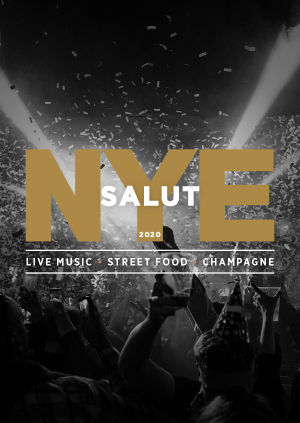 DEPOT Presents: NYE With Salut