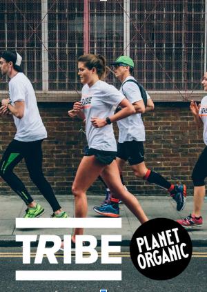 TRIBE x Planet Organic 6km River Run