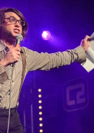 Hammer & Tongue Hackney Ft Chris Parkinson, Christian Smith & Open Mic Slam