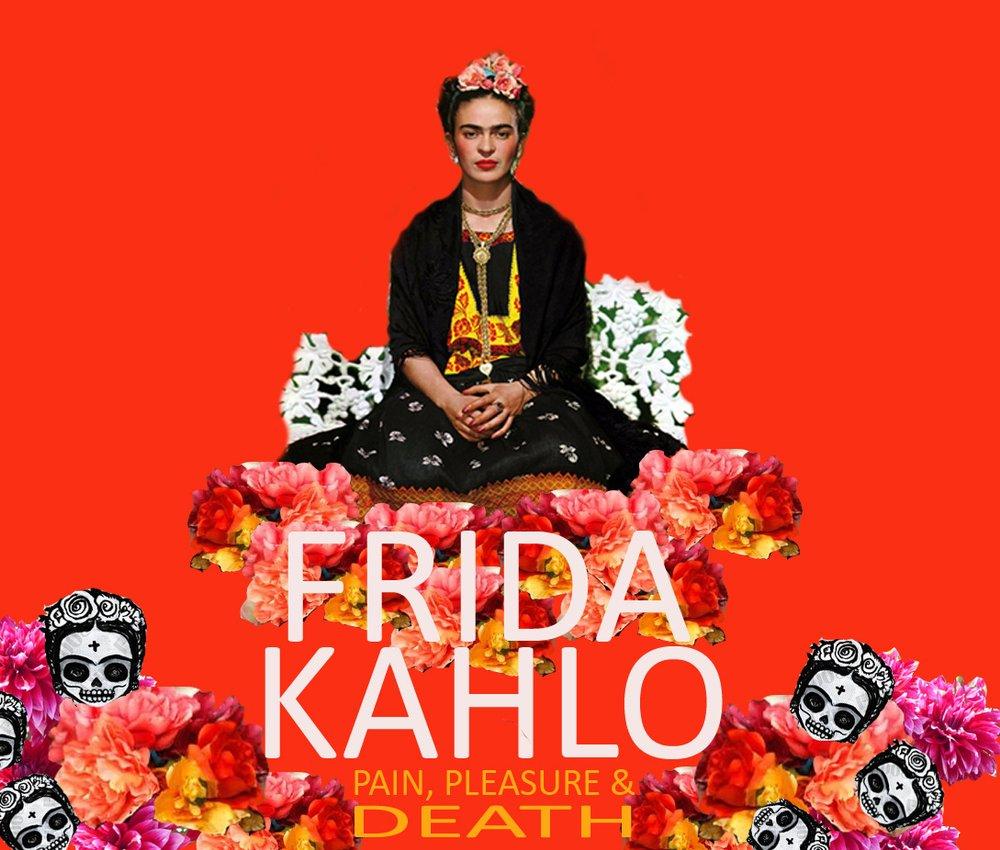 Frida Kahlo - Life drawing workshop