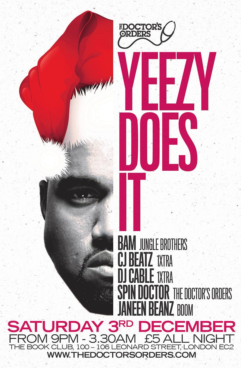 YEEZY DOES IT - Xmas Special