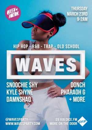 WAVES PARTY