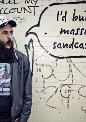 Scroobius Pip Presents We.Are.Lizards
