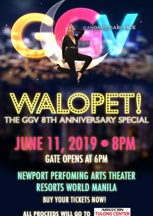 Walopet The GGV 8th Anniversary Special