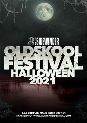 Sidewinder Oldskool Festival Halloween 2021
