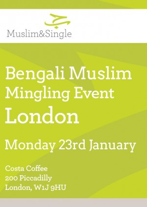 Bengali Muslim Mingling Event