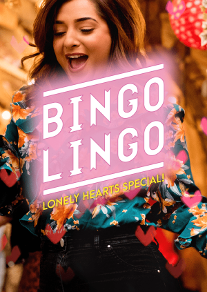 DEPOT Presents: BINGO LINGO ❤️ Lonely Hearts Special! ❤️