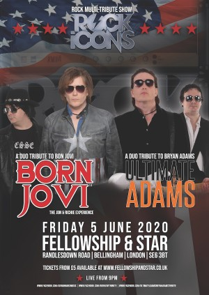 Born Jovi & Ultimate Adams