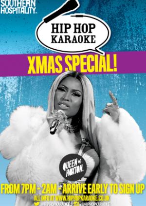 Hip Hop Karaoke Xmas Special