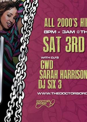 In Da Club - A Night of 2000's Hip-Hop & RnB