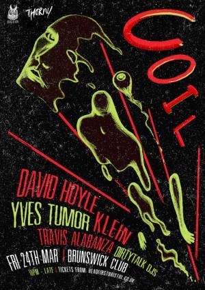 COIL w/ David Hoyle & Yves Tumor