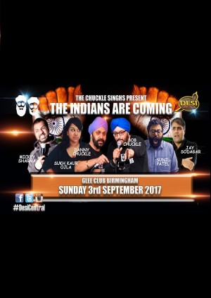 The Indians Are Coming - Birmingham Show