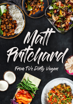 The Dirty Vegan pop-up with Matt Pritchard