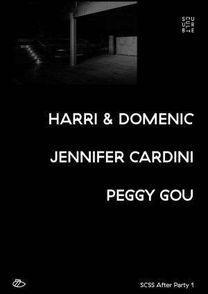SCSS after party 1 - Subculture. Harri & Domenic, Jennifer Cardini, Peggy Gou