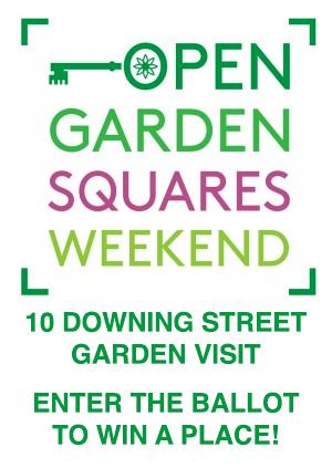 10 Downing Street Garden Visit  - Ballot