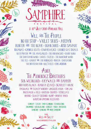Samphire Festival 2016