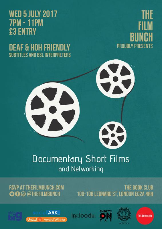 Documentary Short Films & Networking
